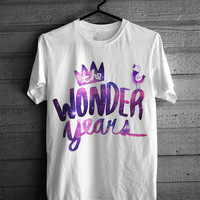 The Wonder Years Galaxy Tshirt