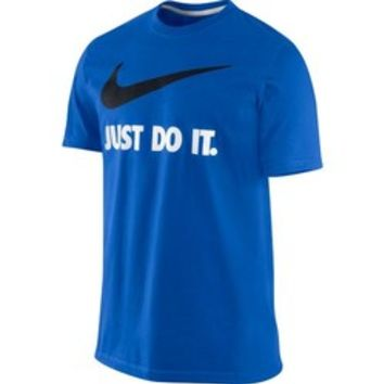 Academy - Nike Men's Just Do It Swoosh T-shirt