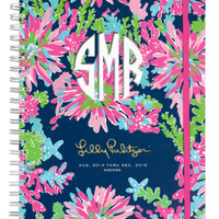 Lilly Pulitzer Jumbo Agenda Trippin & Sippin