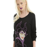 Disney Sleeping Beauty Maleficent Girls Sweater