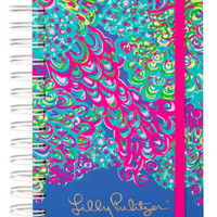 Lilly Pulitzer Medium 17 Month Agenda- Lilly's Lagoon