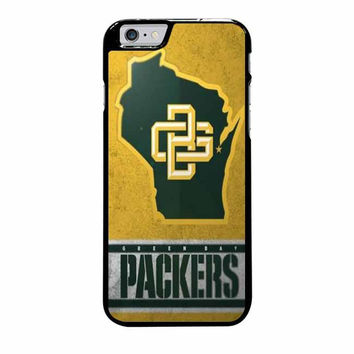 green bay packers logo iphone 6 plus 6s plus 4 4s 5 5s 5c cases