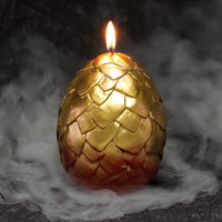 Hatching Dragon Candle | Firebox.com - Shop for the Unusual