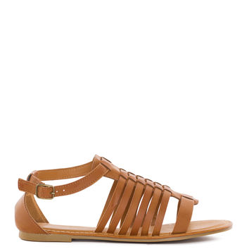 Shanti Distressed Sandals