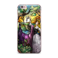 "Mandie Manzano ""I Know You"" Fairytale Forest iPhone Case"