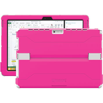 TRIDENT CY-MSSFP3-PK000 Microsoft(R) Surface(TM) Pro 3 Cyclops Series(TM) Case (Pink)