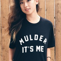 The X-Files Mulder It's Me Tee