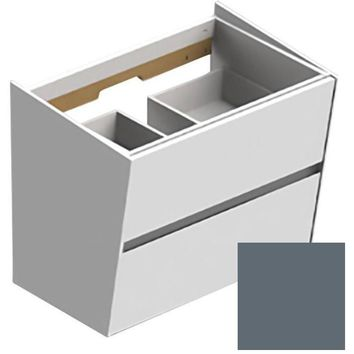 Sonia SCALENE Wall Mounted 28 in. Bath Vanity Cabinet Set Furniture Without Sink