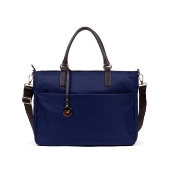 The Brookline - Women's 15 Inch Laptop Bag & Travel Tote - Lo & Sons