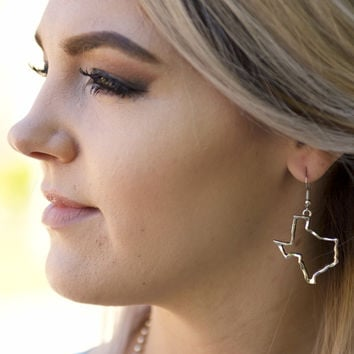 Deep In The Heart Of Texas Earrings