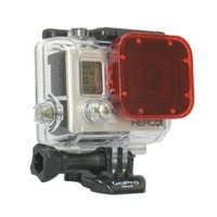 Polar Pro Red Filter-GoPro Hero3 Version-Acrylic Edition Accessory