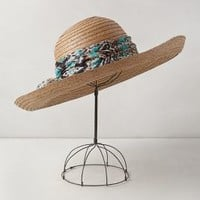 Sesimbra Sun Hat by Anthropologie Neutral One Size Hats