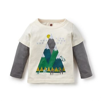 Tea Collection Patagonian Estancia Graphic Tee