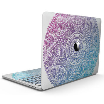 Tribal Ethnic Mandala v5 - MacBook Pro with Touch Bar Skin Kit