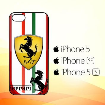 Ferrari Logo Wallpapers X3232  iPhone 5|5S|SE Case