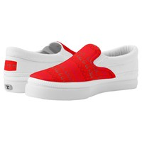 sixteen colors hearts Slip-On sneakers