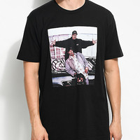 Cross Colours Dre & Snoop Legends Black T-Shirt | Zumiez