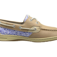 Sperry Top-Sider Bluefish 2-Eye Greige/Orang eDot (Sequins) - Zappos.com Free Shipping BOTH Ways