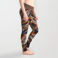 Inner Light Leggings by Webgrrl