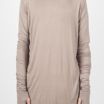 Deploy Long Sleeve T-Shirt - Sand