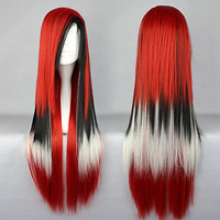 [USD $ 39.99] Lolita Wig Inspired by Mixed Color Lolita Punk