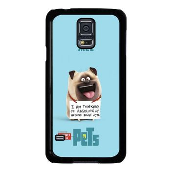 The Secret Life Of Pets Mel Poster Samsung Galaxy S5 Case