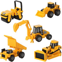 Bulk CAT Mini Plastic Construction Vehicles at DollarTree.com