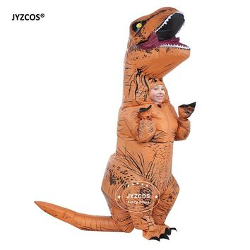 FUN Kids Inflatable Costume Dinosaur Suit  Costume Dino Cartoon