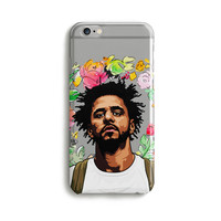 Flower J Cole Casual Style For iPhone 6 6s 6 Plus 6s Plus SE