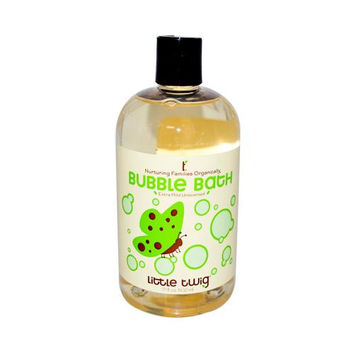 Little Twig Bubble Bath Extra Mild Unscented 17 Fl Oz