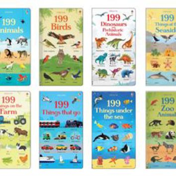 Usborne Books & More. 199 Things Complete Collection (8)