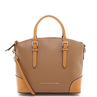 Dooney & Bourke Claremont Convertible Dome Satchel