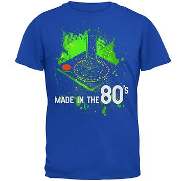 Original Gamer Made in the 80's Mens Soft T Shirt