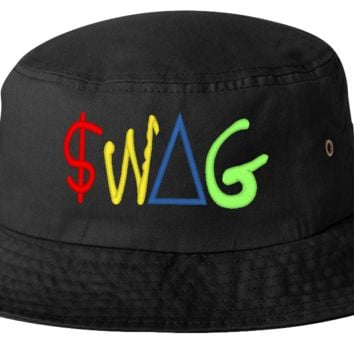 swag bucket hat