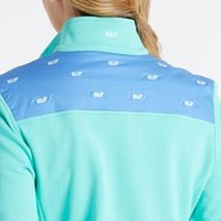 Whale Embroidered Shep Shirt