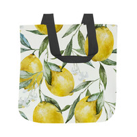 Life of Lemons Tote Bag