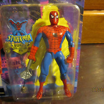 SPIDERMAN/ WEB SHOOTER  NO RESERVE