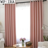 Solid Color Blackout Curtains for the Bedroom
