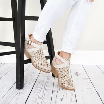 Spring in My Step Booties