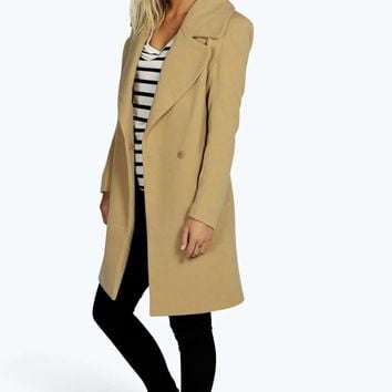 Libby Oversized Collar Coat