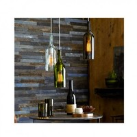 Aldea Home | Claret Bottle Pendant Lamps
