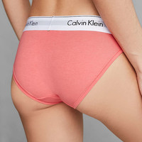Calvin Klein Coral Knickers - Urban Outfitters