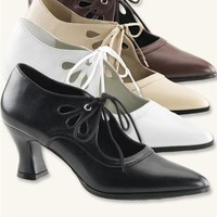 RUTHIE'S EDWARDIAN SHOES