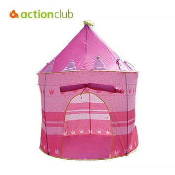 105X135cm Ultralarge Children Beach Tent Baby Toy Play Game House Kids princess Castle Indoor Outdoor Toys Tents HT2426