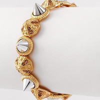 Awesome spike bracelet