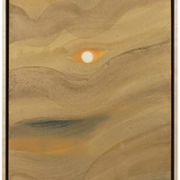 "55938- Hugh Wiley, Late 20th-Early 21st Century, Mixed Media Mounted to Wood Board, 19.5""x28.5"" Framed"