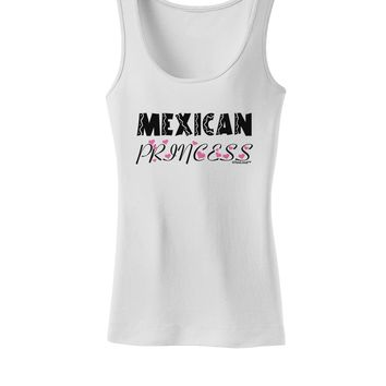 Mexican Princess - Cinco de Mayo Womens Tank Top by TooLoud