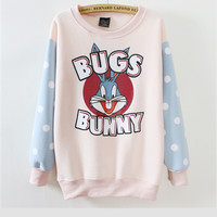 Cute rabbit sweatshirts