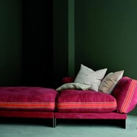 OCHRE - Contemporary Furniture, Lighting And Accessory Design - Eternal Dreamer - Corner & Ottoman