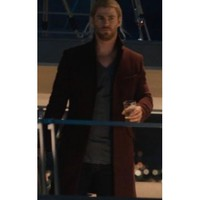 Chris Hemsworth Avengers Age of Ultron Coat | DesertLeather